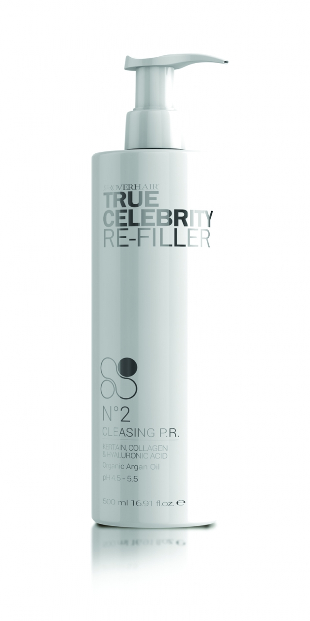 True Celebrity Re-Filler Cleansing P.R. Image