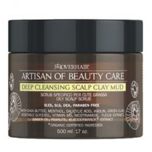 Deep Cleansing Scalp Clay Mud Image
