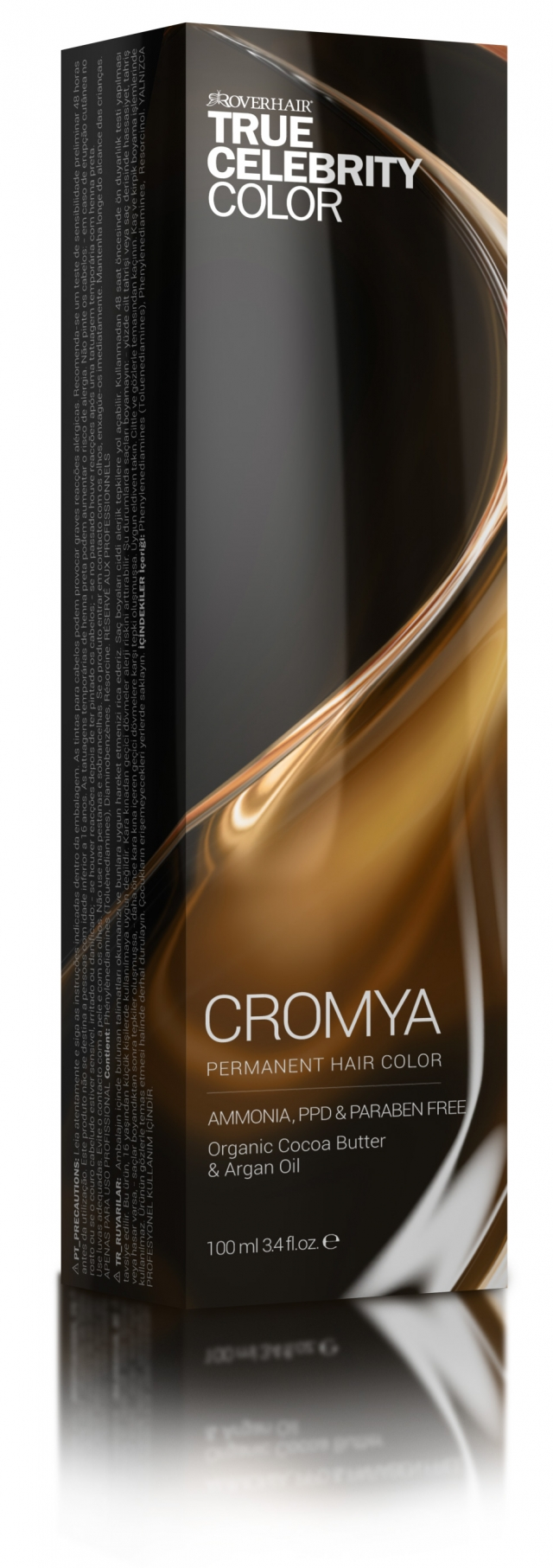 Cromya Permanent Hair Color Image