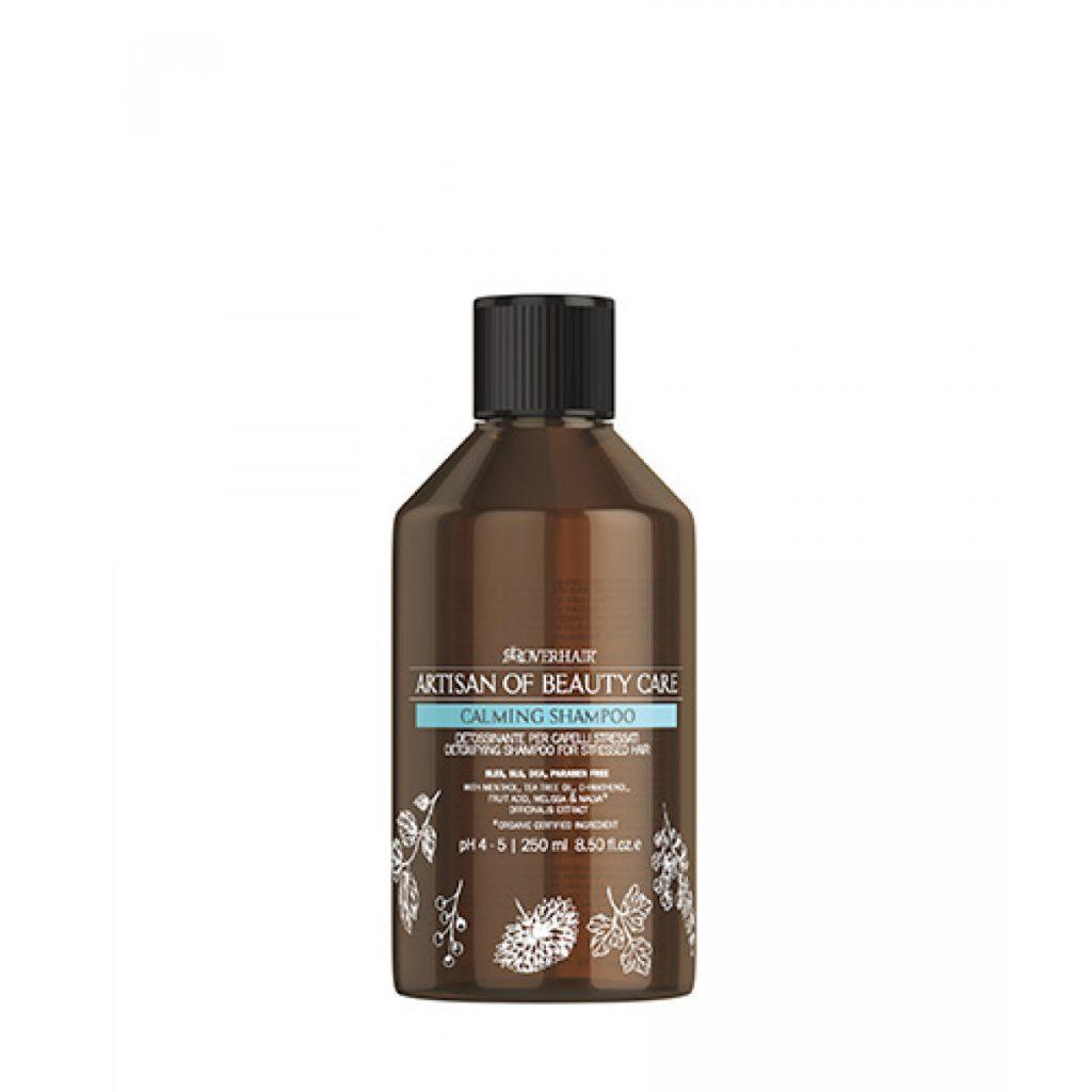 Roverhair Artisan Beauty Care Calming Shampoo Gestrest Haar Image