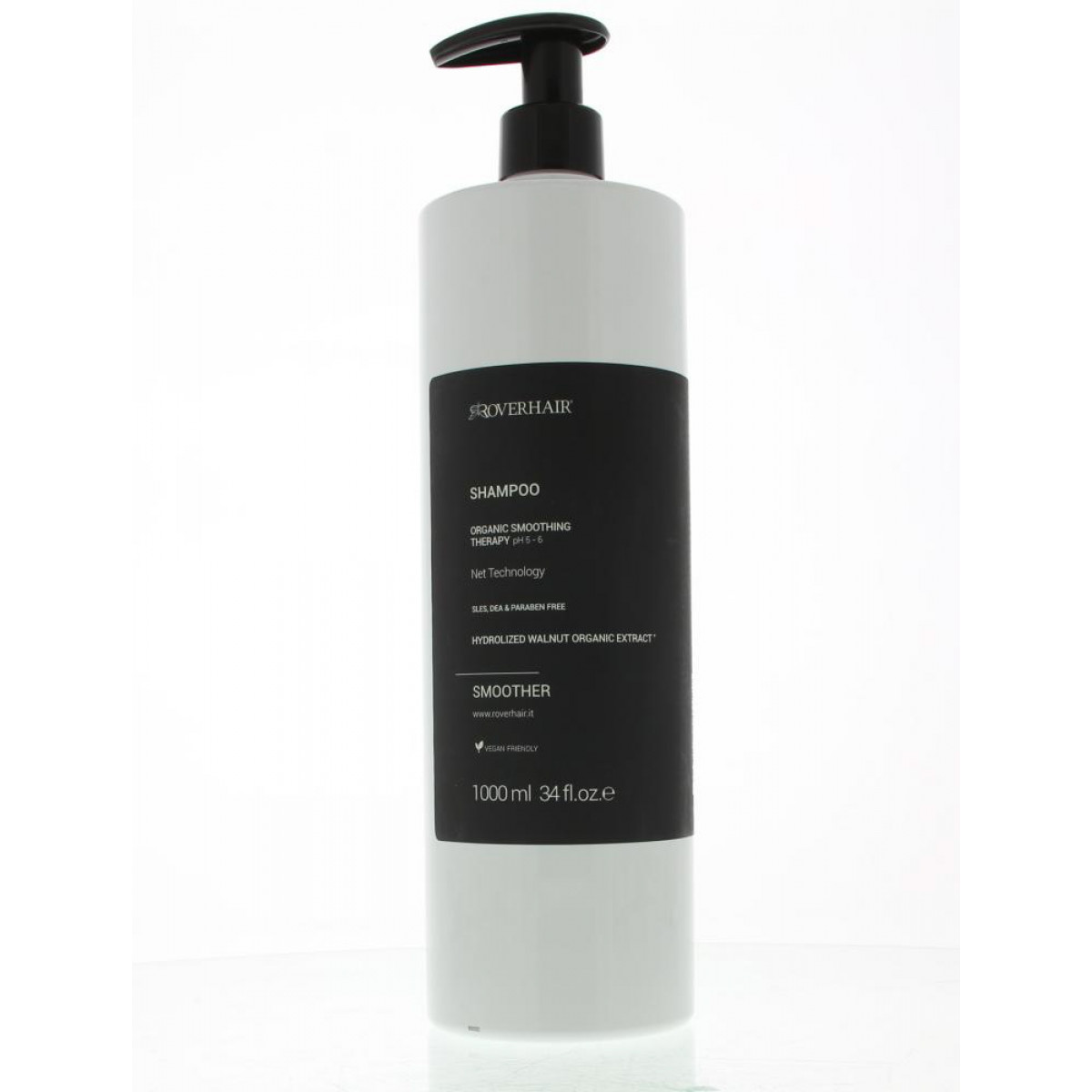 Roverhair Smoother Organic Smoothing Therapy Shampoo Image