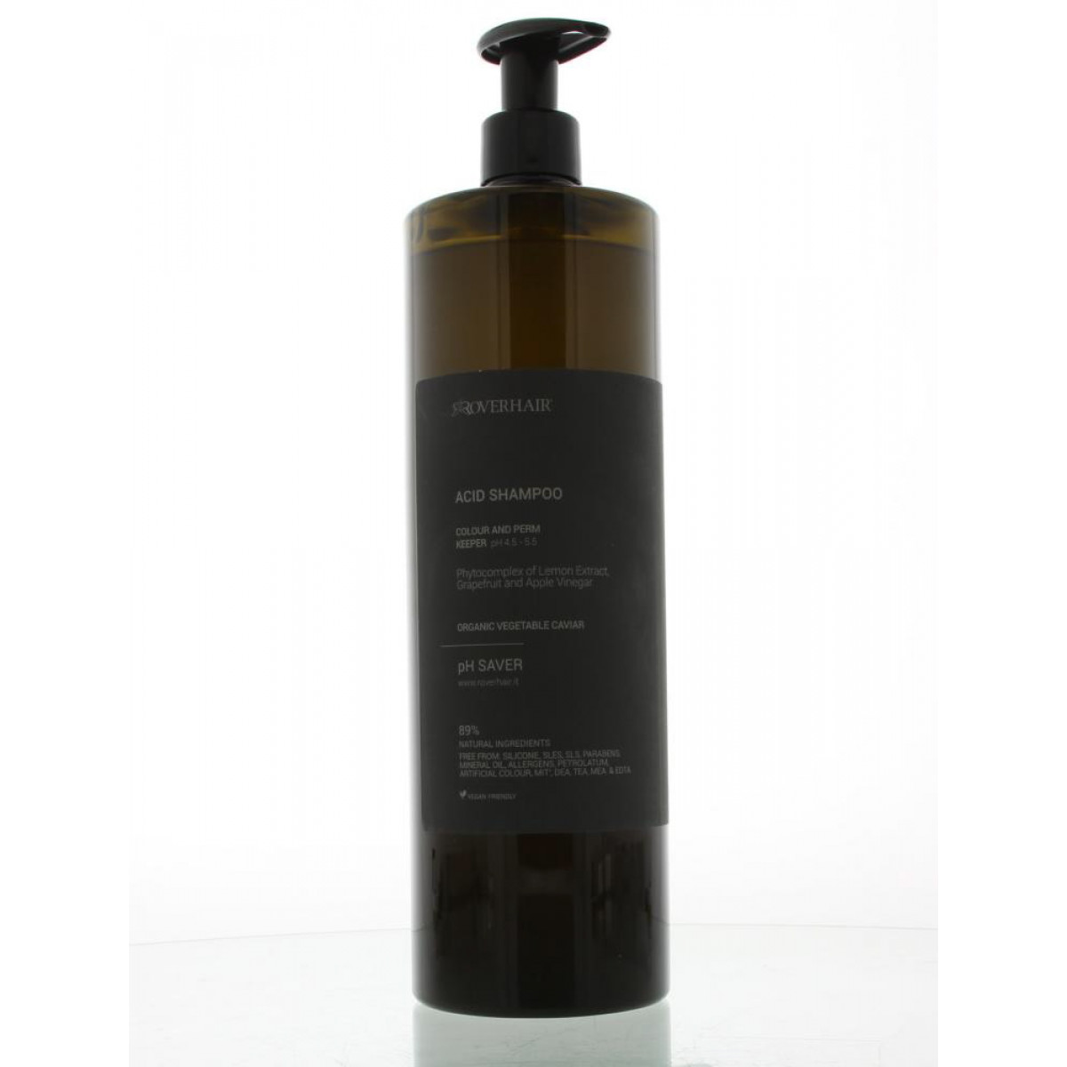 Roverhair pH Saver Acid Shampoo Gekleurd Haar Image