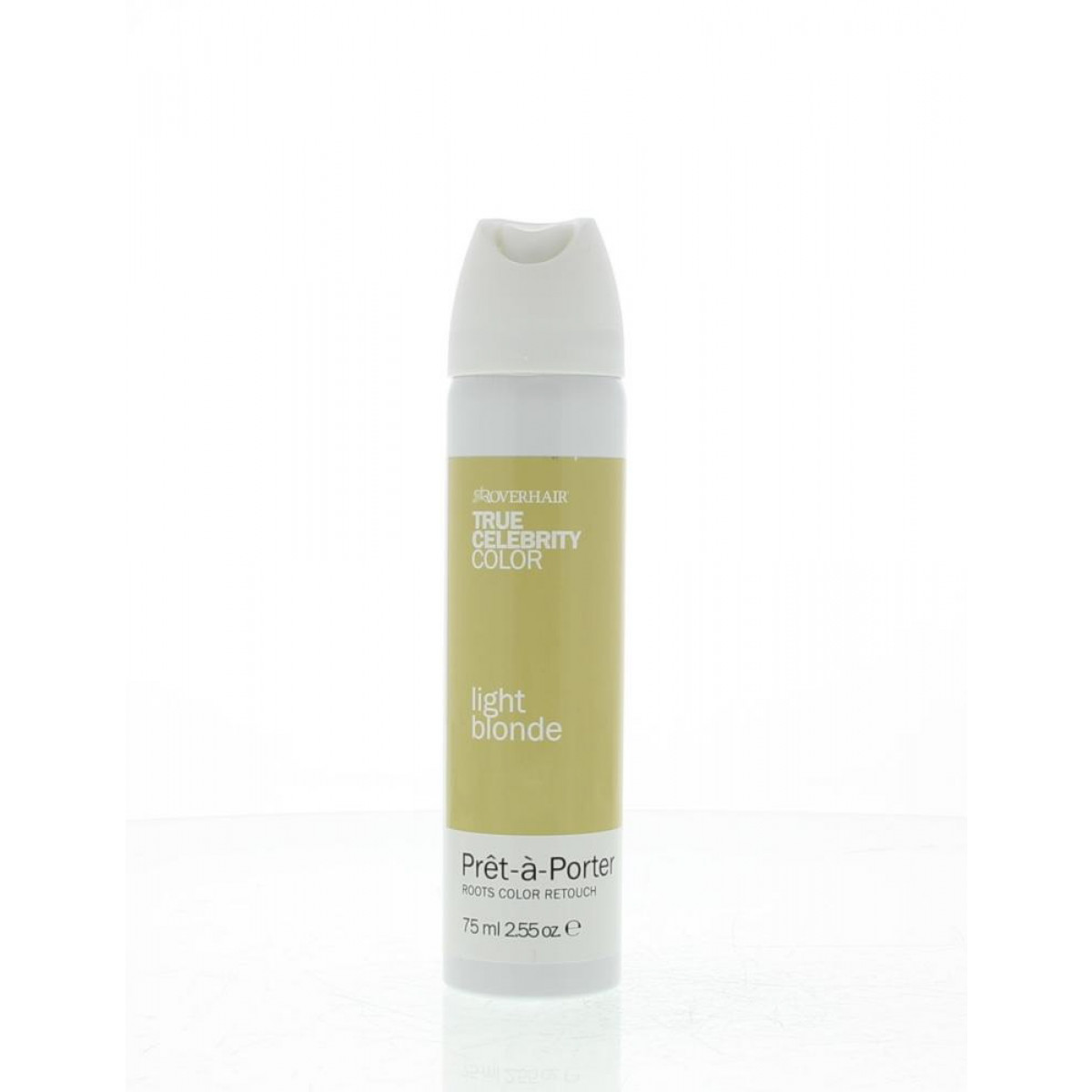 Roverhair True Celebrity Color Roots Color Retouch Spray Light Blonde 75ml Image