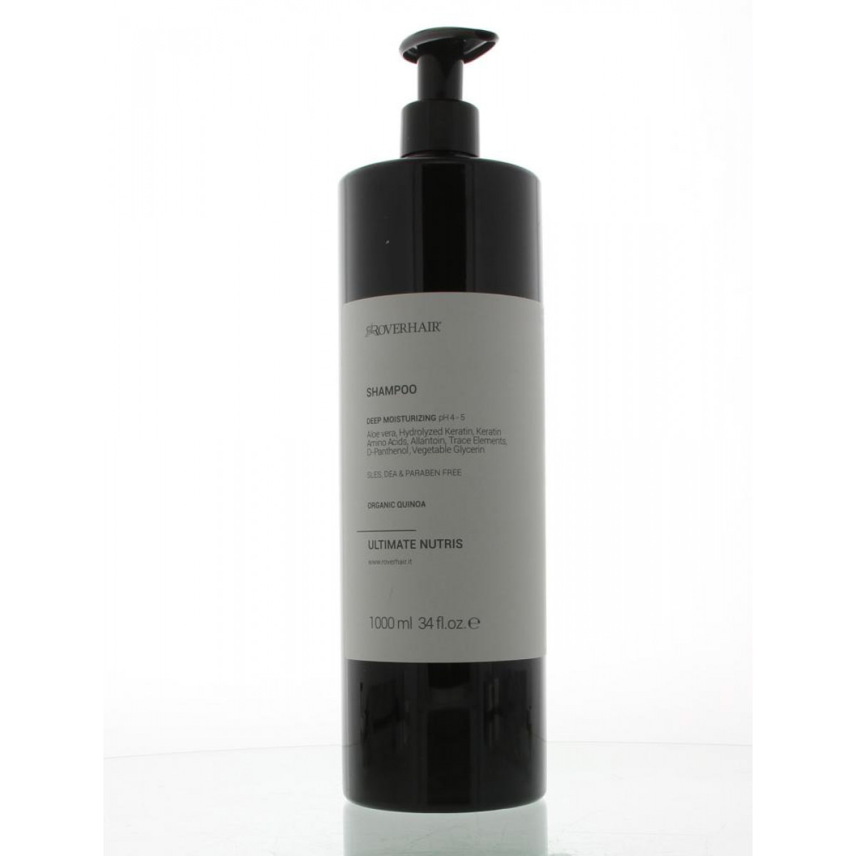 Roverhair Ultimate Nutris Deep Moisturizing Shampoo Droog/Beschadigd Haar Image