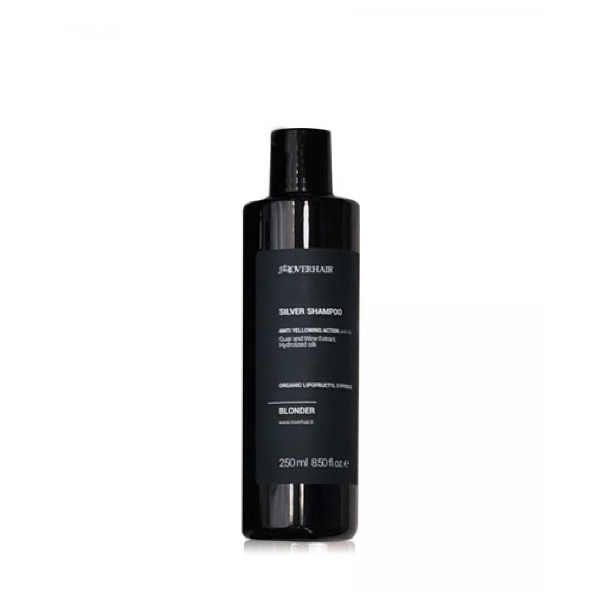 Roverhair Blonder Silver Shampoo Grijs/Blond Haar Image